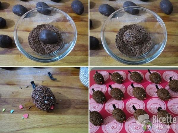 Topini di cioccolato 4