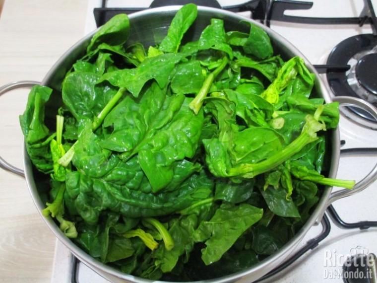 Strudel ricotta e spinaci 2