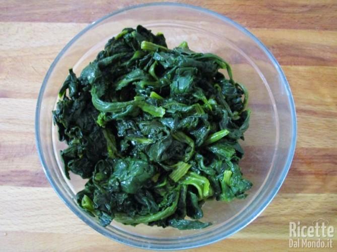 Strudel ricotta e spinaci 3