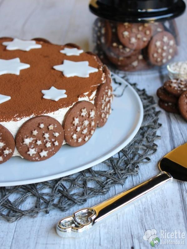 Ricetta della torta pan di stelle