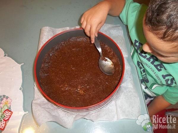 Cheesecake alla zucca con Alessandro