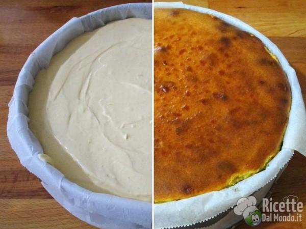 Cheesecake alla zucca cotta 8