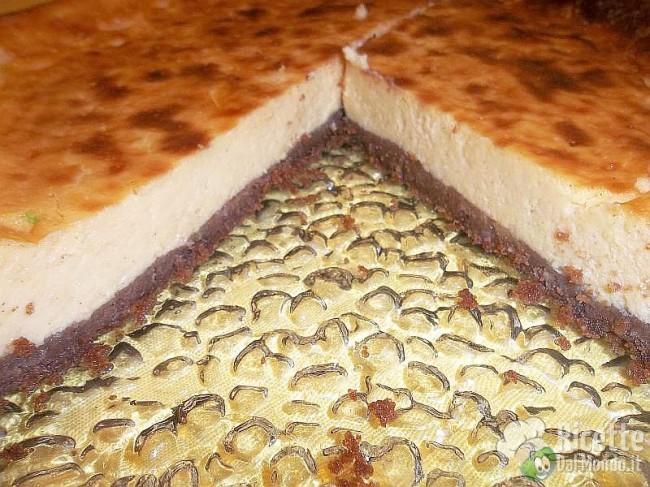 Ricetta Cheesecake di Zucca Bimby
