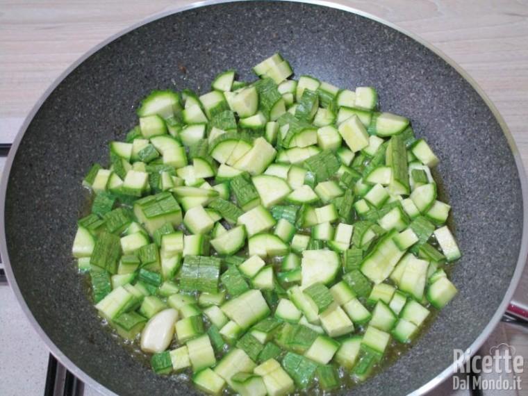 Muffin con le zucchine 2