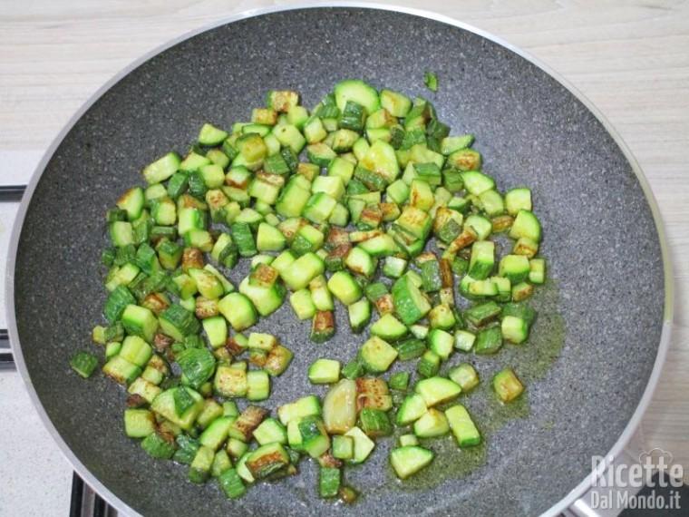 Muffin con le zucchine 3