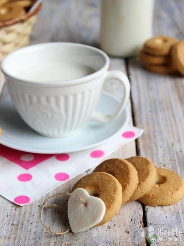 Come fare i biscotti alla panna tipo Macine