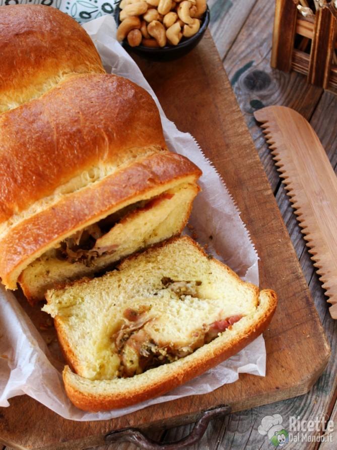 Il pane giapponese è pronto per essere gustato