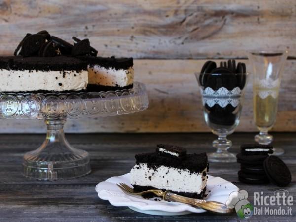 Come fare la cheesecake Oreo