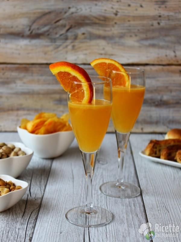 Come fare il cocktail mimosa