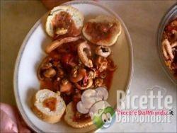 Zuppa di Pesce con Molluschi, Crostacei e Frutti di Mare