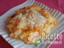 Lasagne alla Zucca Vegetariane