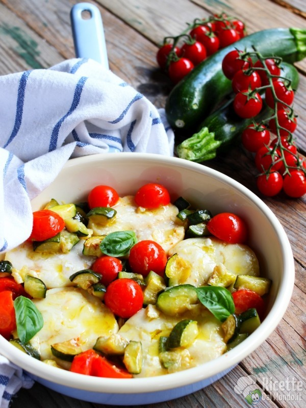 Come fare i medaglioni di merluzzo e zucchine
