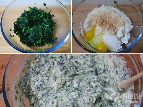 Cannelloni con ricotta e spinaci 3