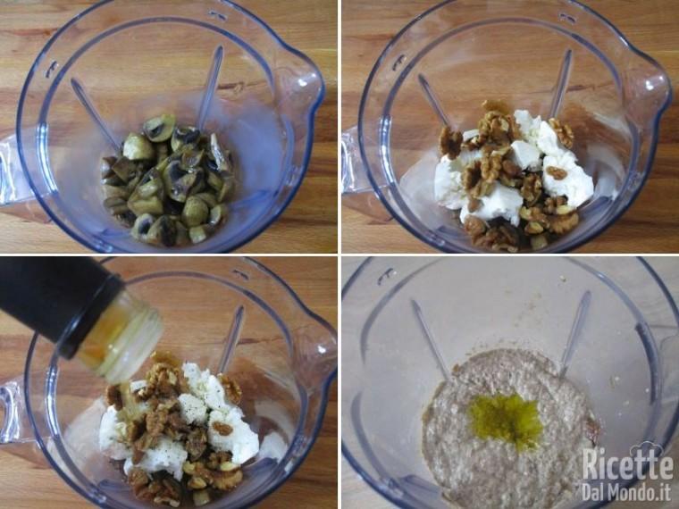 Patè di funghi champignon 3