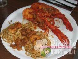 Spaghetti all'Astice
