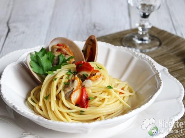 Ricetta spaghetti ai fasolari