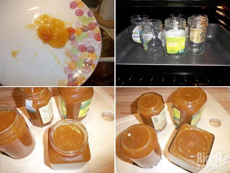Come fare la conserva di arancia 5
