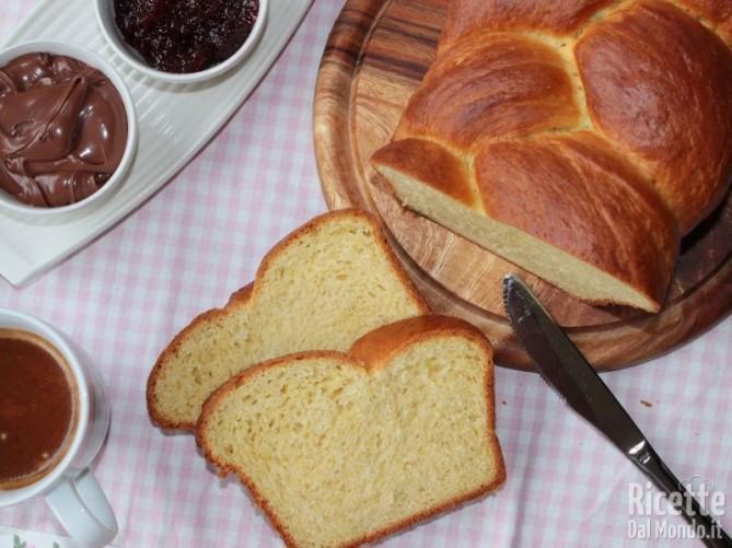 Come fare Pan Brioche