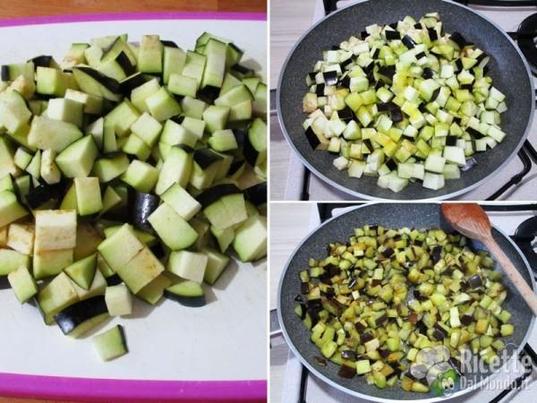 Torta rustica con le melanzane 2