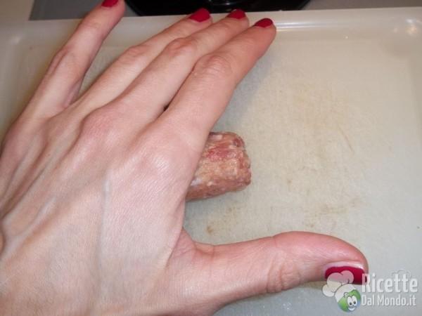 Bastoncini di Carne