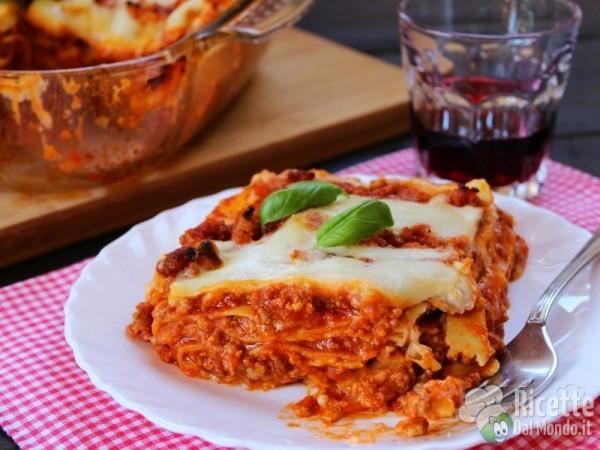 Come fare le lasagne alla bolognese