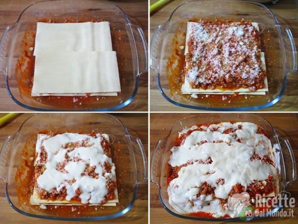 Lasagna bolognese 3