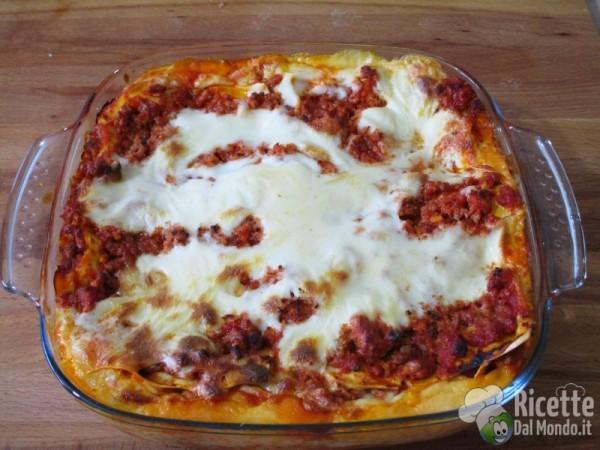 Lasagna bolognese 4