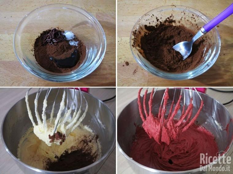 Cupcake red velvet sofficissimi 3