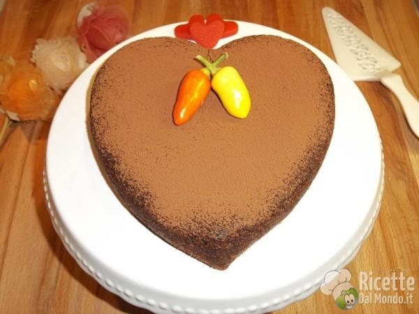 Hot Chili Pepper Cake