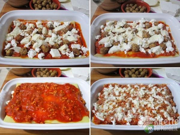 Lasagne al forno napoletane 8