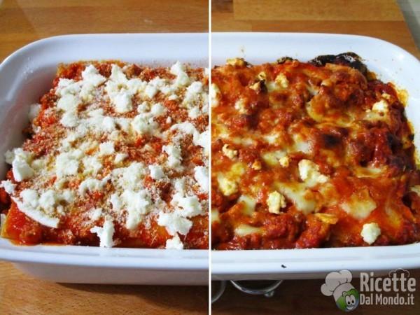 Lasagna napoletana al forno 9