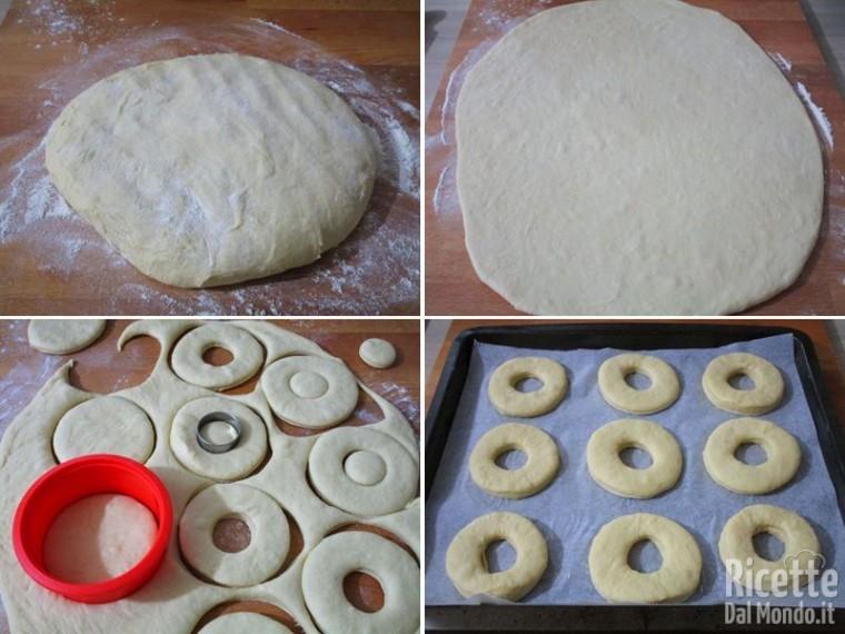 Donuts  soffici al forno 6