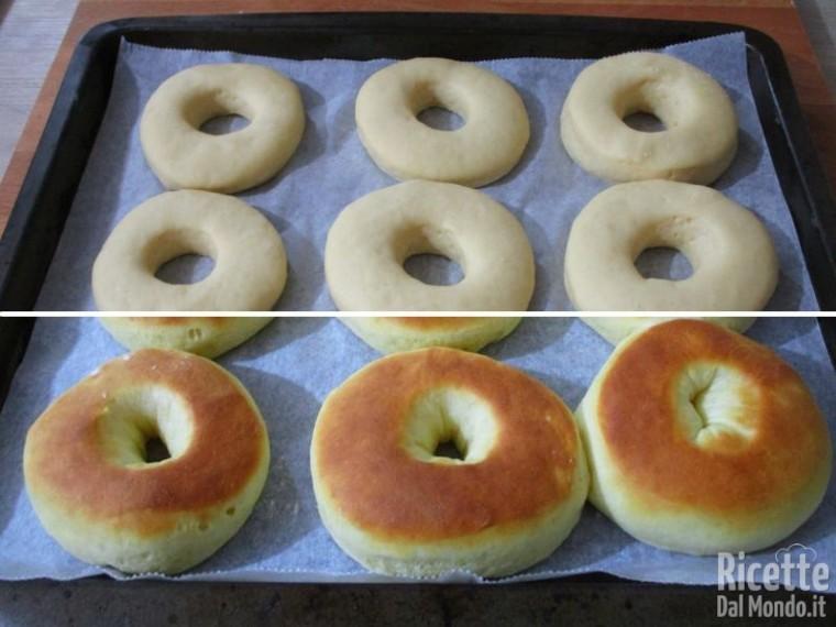 Donuts soffici al forno 7