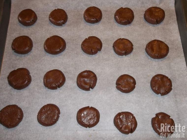 Biscotti veloci alla Nutella 5