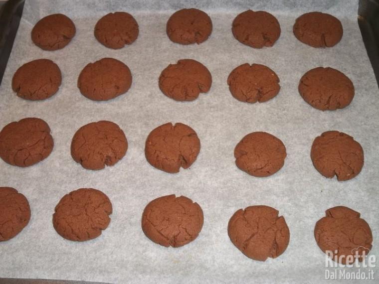 Biscotti veloci alla Nutella 6