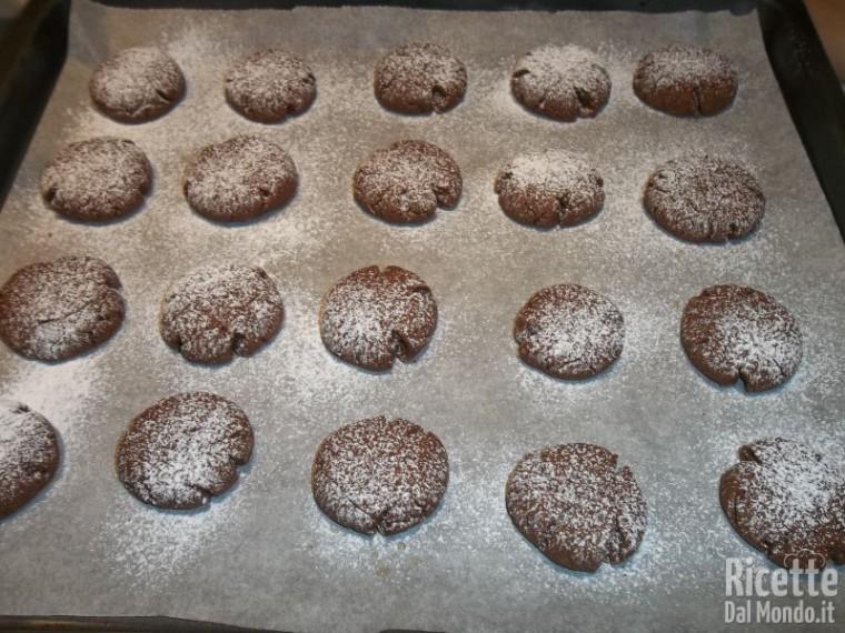 Biscotti veloci alla Nutella 7