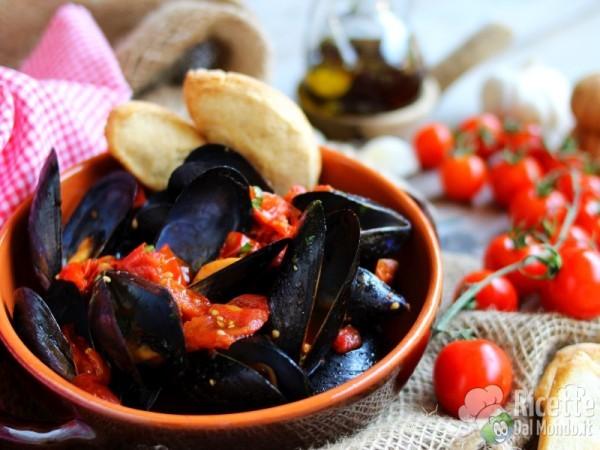 Ricetta zuppa di cozze napoletana