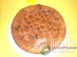 Pastiera con Pasta Frolla al Cacao