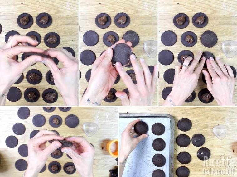 Grisbì alla Nutella