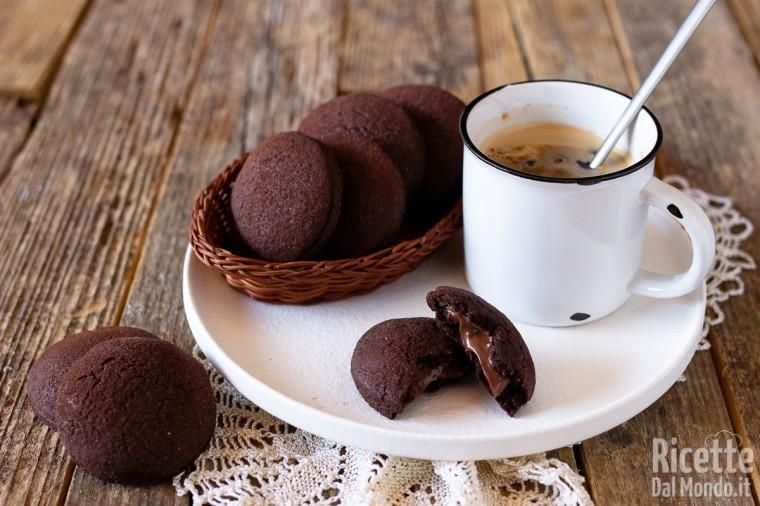 Ricetta Simil grisbì alla Nutella