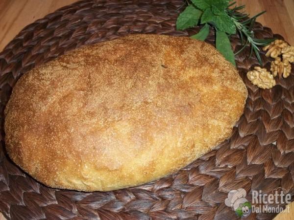 Pane al Pesto