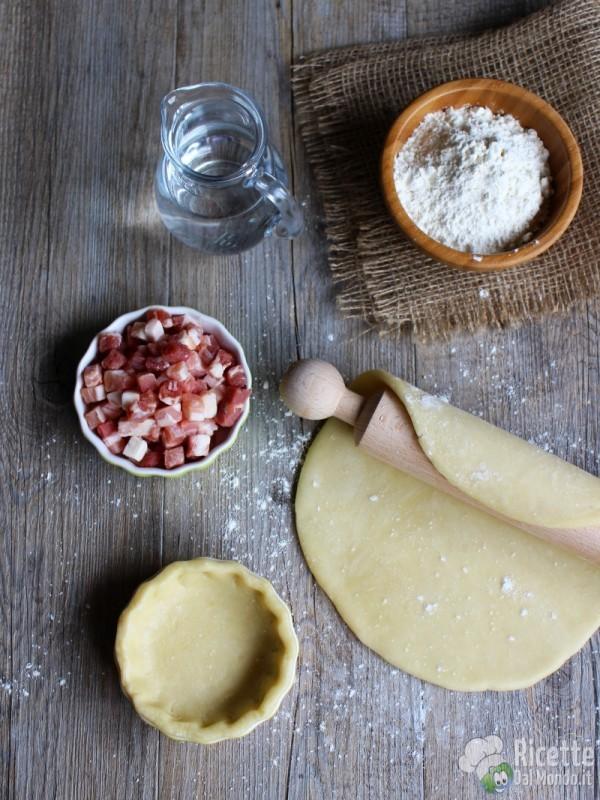 Come fare la pasta brisè