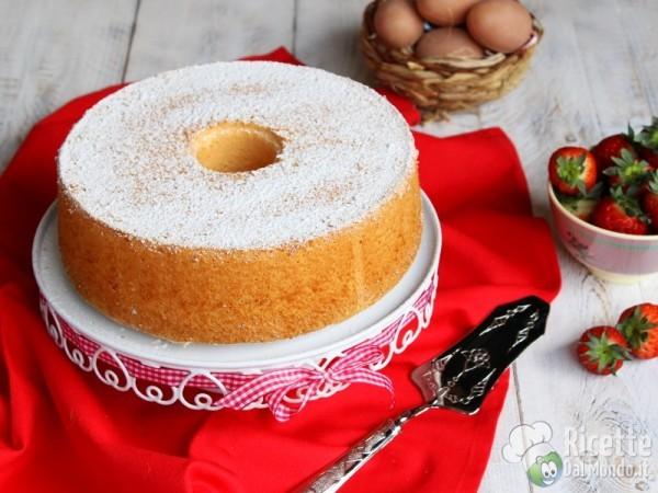 Angel cake americana