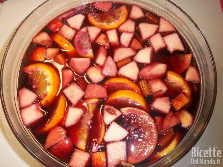 Sangria di vino 8