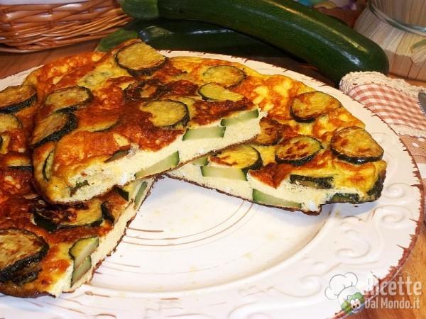 Frittata di zucchine 9