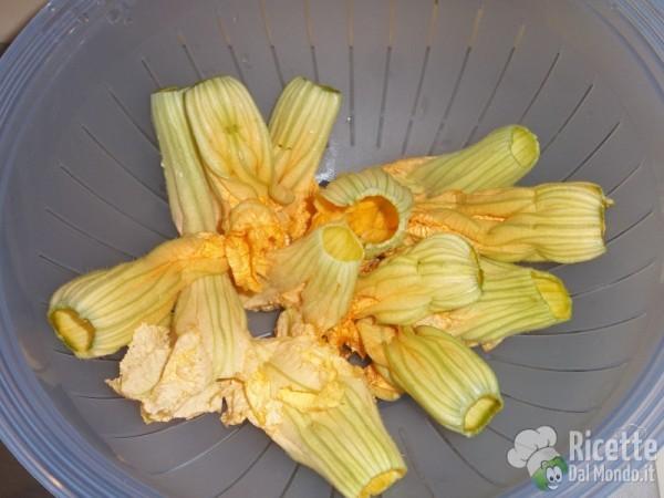 Risotto Zucchine e Fiori di Zucca 4