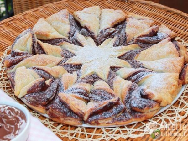 Pasta sfoglia buitoni ricette dolci con nutella