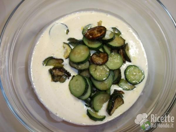 Torta Salata di Zucchine 4