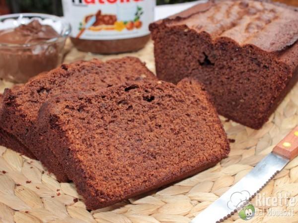 Ricetta Plumcake Soffice alla Nutella 10