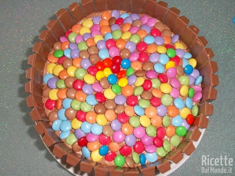 Torta al Cioccolato per Bambini 10